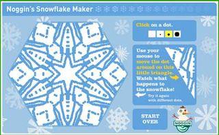 SnowflakeMaker