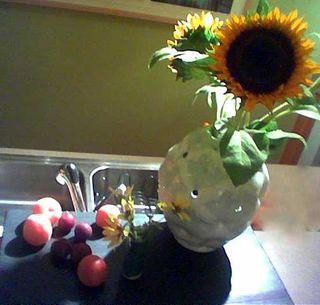 SunflowersAndVase